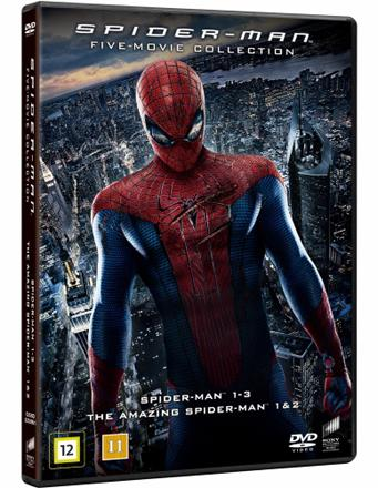 Spider-Man Five-Movie Collection