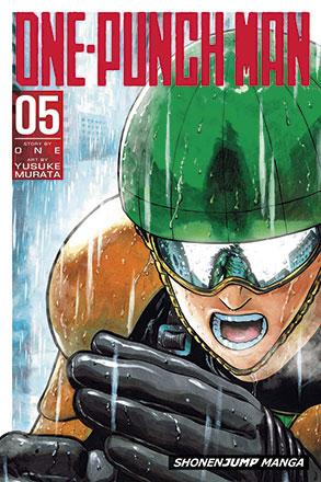 One-Punch Man Vol 5