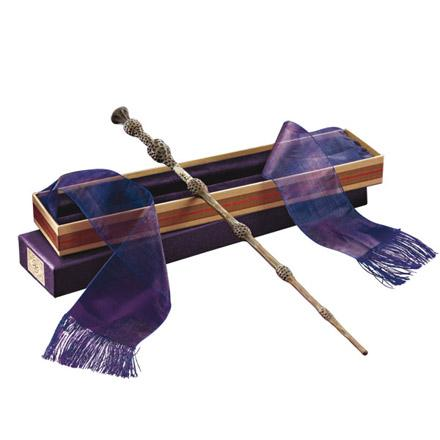 Professor Dumbledore Boxed Replica Wand (Ollivander Edition)