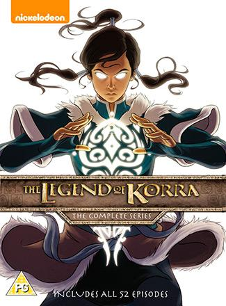 The Legend of Korra, The Complete Series
