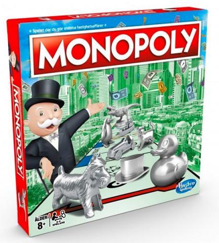 Monopoly (svensk utgåva)