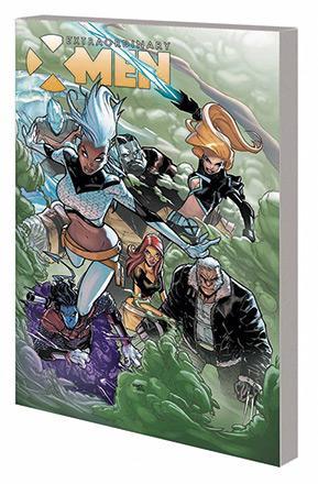 Extraordinary X-Men Vol 1: X-Haven