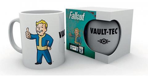 Fallout 4 Mug Vault Boy
