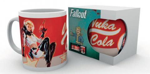 Fallout 4 Mug Nuka Cola