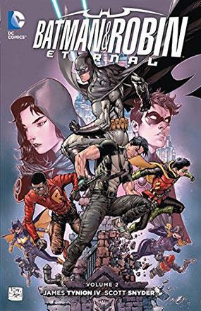 Batman And Robin Eternal Vol 2