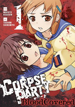 Corpse Party Blood Covered Vol 1
