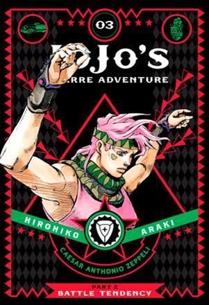 Jojo's Bizarre Adventure Battle Tendency Vol 3