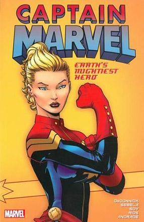 Captain Marvel: Earth's Mightiest Hero Vol 1