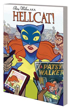 Patsy Walker, A.K.A Hellcat Vol 1: Hooked on a Feline