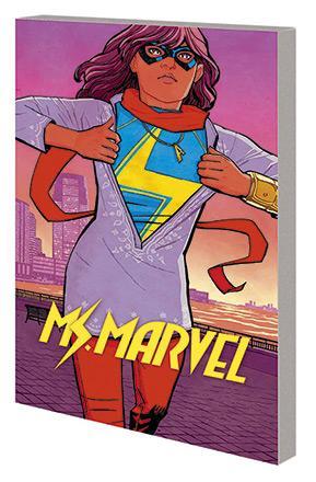 Ms Marvel Vol 5: Super Famous