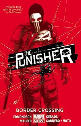 The Punisher Vol 2: Border Crossing