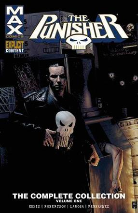 The Punisher Max Complete Collection Vol 1