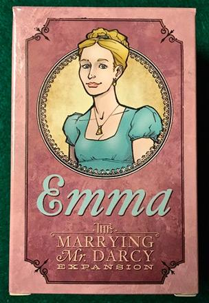 Marrying Mr. Darcy - The Emma Expansion