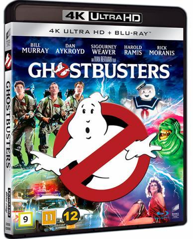 Ghostbusters (4K Ultra HD+Blu-ray)