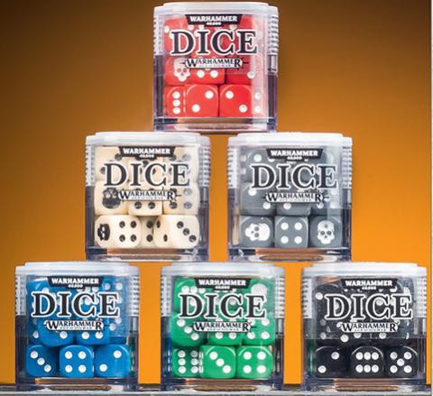 Citadel Dice Cube