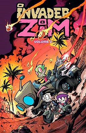 Invader Zim Vol 2