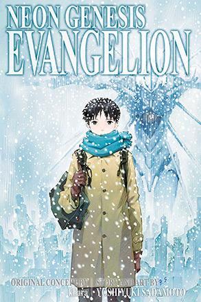 Neon Genesis Evangelion Vol 13-14: End