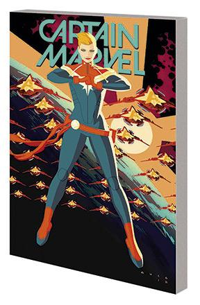 Captain Marvel Vol 1: Rise of Alpha Flight