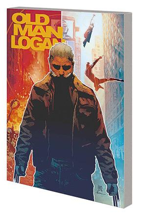 Wolverine: Old Man Logan Vol 1: Berzerker