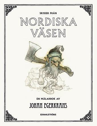 Skisser från Nordiska väsen