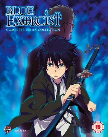 Blue Exorcist, Complete Series Collection