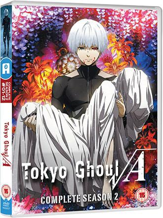 Tokyo Ghoul: Root A, Complete Season 2
