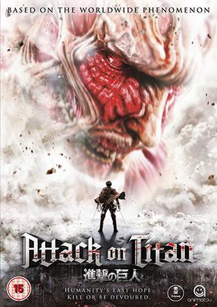 Attack On Titan, part 1