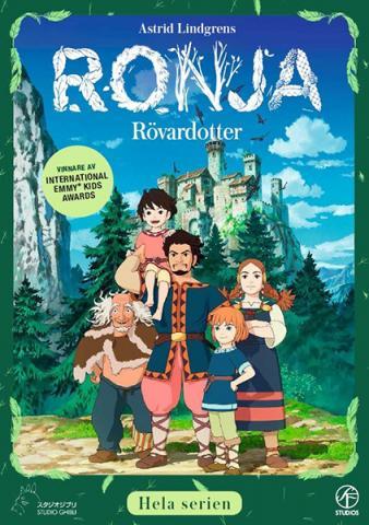 Ronja Rövardotter/Sanzoku no musume Rônya