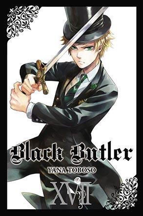Black Butler Vol 17