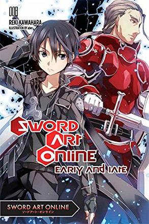 Sword Art Online Novel 8