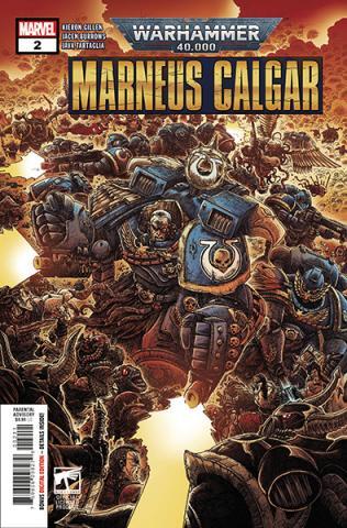 Marneus Calgar #2 (of 5)