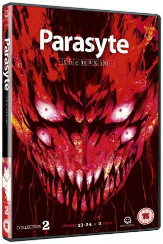 Parasyte The Maxim, Collection 2