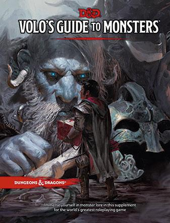 Volo`s Guide to Monsters