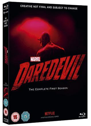 Daredevil, The Complete First Season