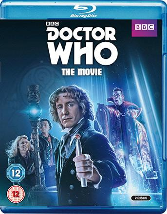 Dr Who The Movie