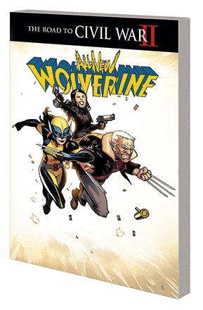 All-New Wolverine Vol 2: Civil War II