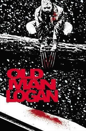 Wolverine: Old Man Logan Vol 2: Bordertown