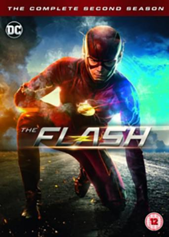 The Flash, Complete Second Season