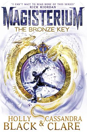 Magisterium: The Bronze Key