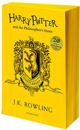 Harry Potter and the Philosopher's Stone Hufflepuff Edition