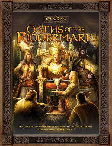 The One Ring - Oaths of the Riddermark