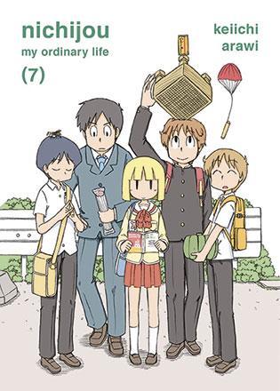 Nichijou My Ordinary Life, 7
