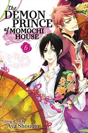 The Demon Prince of Momochi House Vol 6