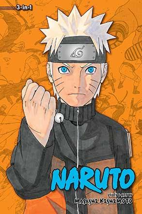 Naruto 3-in-1 Vol 16