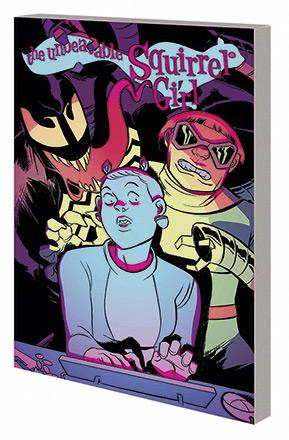 The Unbeatable Squirrel Girl Vol 4: I Kissed a Squirrel