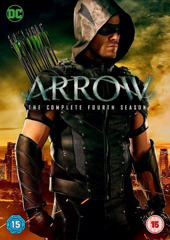 Arrow, The Complete Fourth Season