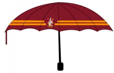 Harry Potter Umbrella Gryffindor