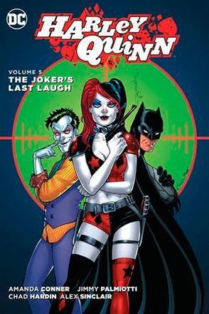 Harley Quinn Vol 5: The Joker's Last Laugh