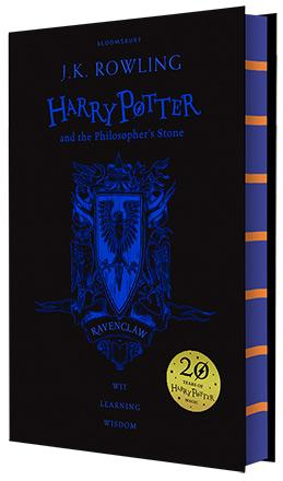 Harry Potter and the Philosopher's Stone Ravenclaw Edition