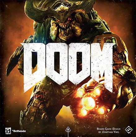 DOOM: The Board Game (2016)